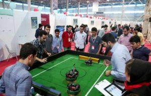 مسابقات ربوکاپ آزاد با محوریت «سانچی» و «پلاسکو» برگزار می شود