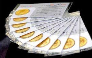 وجه تضمین اولیه «قراردادهای آتی» سکه طلا افزایش یافت
