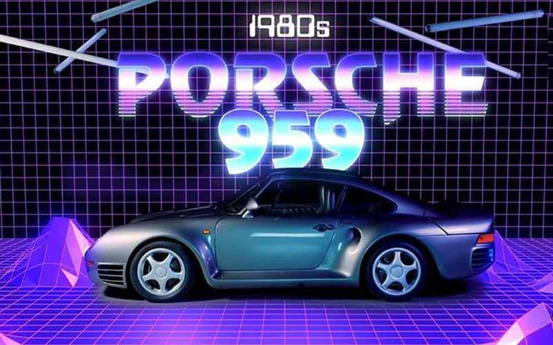 برترین خودروهای پورشه در هفت دهه