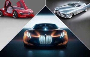 بهترین خودروهای مفهومی تاریخ