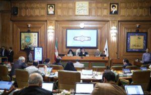 اعضای تیم ملی فوتسال بانوان در شورای شهر تهران تقدیر شدند