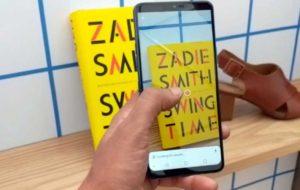 با گوگل لنز هوشمندانه متن انتخاب کنید