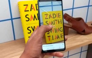 گوگل لنز به انتخاب هوشمند متن و جستجوی بیدرنگ مجهز میشود