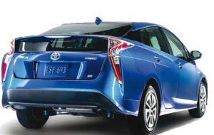 عوارض 10 درصدی جدید برای خودروهایی هایبریدی