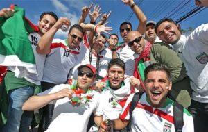 آس: ۱۵ هزار هوادار، ایران را مقابل اسپانیا حمایت میکنند