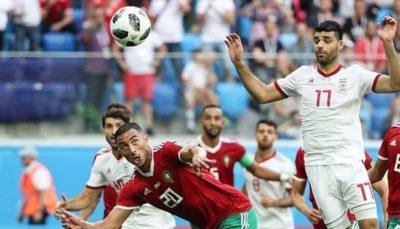 59 4 فوتبال, ایران و اسپانیا, جام جهانی روسیه, محمود یاوری, تیم ملی ایران