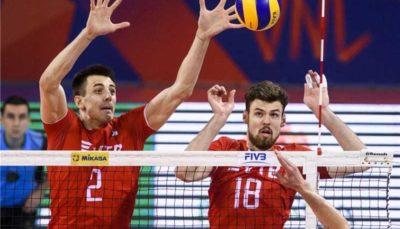 لیگ ملتهای والیبال، روسیه قهرمان شد