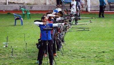 قهرمانی شعبانی و روحانیان در مسابقات رنکینگ کشوری ریکرو