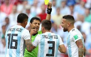 شانس بالای فغانی برای قضاوت دیدار فینال جام جهانی