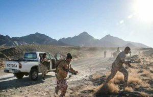 شهادت ۱۰ رزمنده در درگیری با تروریستها در مریوان و انفجار زاغه مهمات