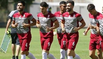 برنامه تیم فوتبال المپیک از بازگشت کرانچار تا سفر به عراق