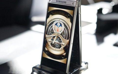 احتمال تعبیه دوربین دوگانه در موبایل تاشوی سامسونگ W2019