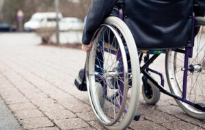 یک وسیله نقلیه جدید برای معلولان ساخته شد