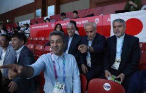 صالحیامیری: شایسته نیست همیشه چین، ژاپن و کره میزبان بازیهای آسیایی باشند