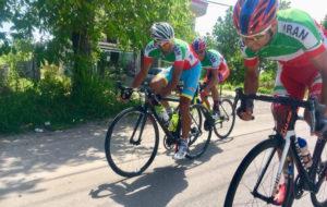 برنامه رقابت دوچرخهسواران ایران در بازیهای آسیایی ۲۰۱۸/ دهقان جایگزین یزدانی شد