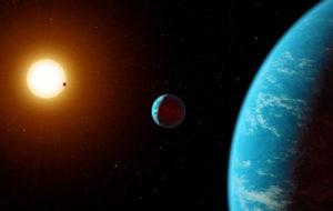 شناسایی یک سیاره که شرایط حیات را دارد