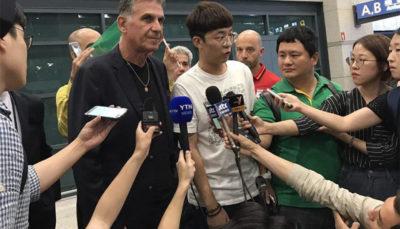 شرکت هیوندایی، دستمزدکیروش برای سرمربیگری کره رابرعهده گرفت