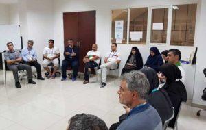 برگزاری اولین نشست کادر سرپرستی با سرپرستان تیمهای حاضر در دهکده