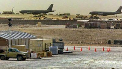 وجود پایگاه نظامی سرّی آمریکا نزدیک مرز ترکیه با ایران
