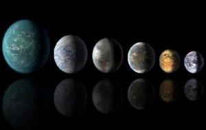 وجود تعداد زیادی سیاره پر آب تأیید شد