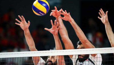 قانون عجیب مسابقات والیبال قهرمانی جهان