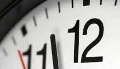 سوئیچ پرداخت بانکها در زمان تغییر ساعت رسمی قطع است