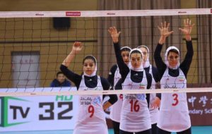 شکست تیم ملی والیبال بانوان مقابل امیدهای مجارستان