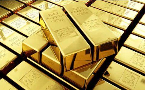 بهای طلا امروز چهارشنبه در بازارهای جهانی