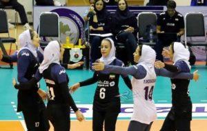 والیبال جام کنفدراسیونهای آسیا،پیروزی بانوان ایران مقابل استرالیا در سومین بازی