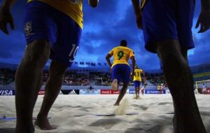 جزئیات مراسم گالای فوتبال ساحلی ۲۰۱۸ اعلام شد