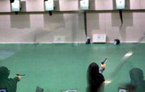 تیراندازان برتر هفته اول لیگ برتر تیراندازی بانوان معرفی شدند