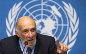 تحریمهای امریکا علیه ایران نقض آشکار منشور ملل متحد است