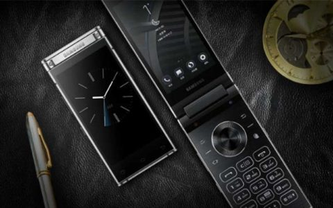 انتشار مشخصات کامل موبایل تاشوی گلکسی W2019 سامسونگ