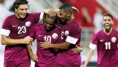 برنامه بازیهای تدارکاتی قطر نهایی شد