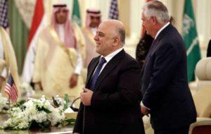 افشای استراتژی آمریکا، عربستان و امارات برای تضعیف نقش ایران در عراق / نشست حیدر عبادی در ریاض علیه ایران!