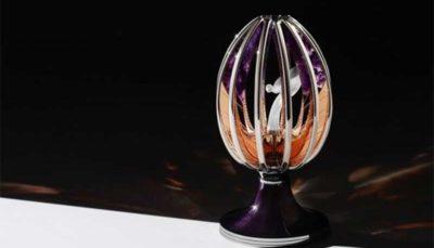 گران ترین تخم مرغ دنیا خودروهای رولزرویس را زیبا می کند