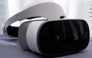 هدست واقعیت مجازی با دقت چشم انسان