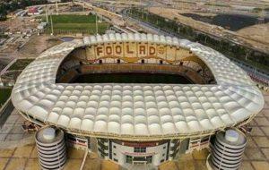 افتتاح ورزشگاه «فولاد آرنا» با دیدار دوستانه تیم ملی فوتبال ایران