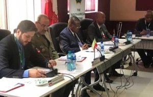 دومین کمیسیون مشترک همکاریهای دفاعی ایران و آفریقای جنوبی برگزار شد