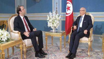 تونس، قدرت نمایی نخست وزیردر برابر رئیس جمهوری