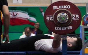 دومین اردوی آمادگی تیم ملی وزنه برداری جوانان جانباز و معلول برگزار می شود