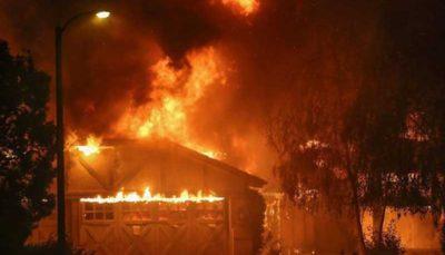 دانشمندان مقصر اصلی آتش سوزی کالیفرنیا را شناسایی کردند