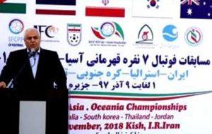 علی صمیمی: امیدوارم فوتبال ۷ نفره به پارالمپیک برگردد و یک مدال به کاروان ایران اضافه کنیم