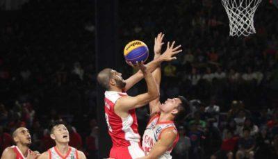 تیم بسکتبال ۳ نفره دانشگاه پیام نور عازم چین شد