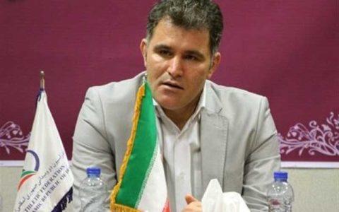 کیهانی: هر چه بیشتر مسابقه برگزار کنیم، منجر به توسعه دوومیدانی ایران میشود