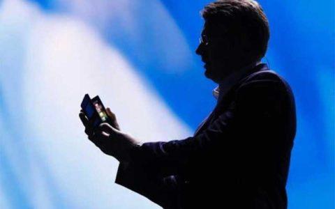 سامسونگ از موبایل تاشو رونمایی کرد