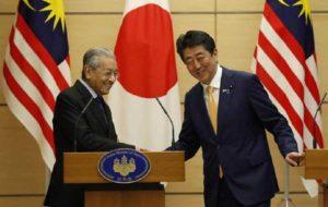 مالزی برای کسب مدل توسعه اقتصادی ژاپن تلاش می کند