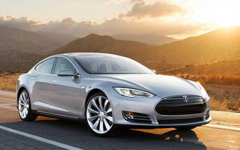 تولید خودروهای چینی تسلا کلید خورد