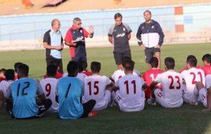 سهراب بختیاریزاده: بازی با عمان بهترین فرصت برای ارزیابی تیم امید است