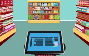 کارت هوشمندی که با دیدن هر کالا خرید می کند